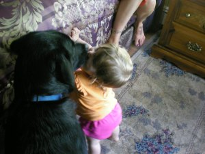 Lucy & Bear