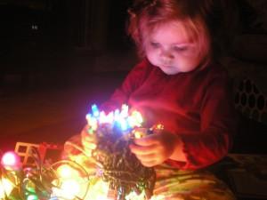 Ooohhh lights!