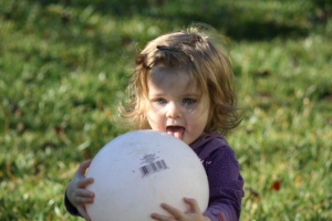 Wondering how this ball tastes