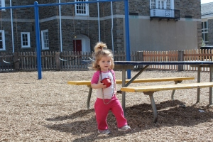 Playground Lucy