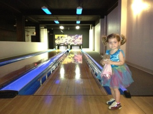 bowling princess