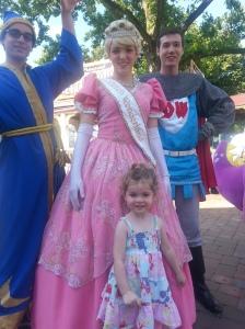 Holy sh*t a princess!